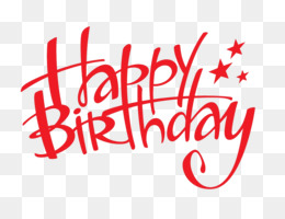 Birthday Cake, Birthday, Happy Birthday To You, Calligraphy, Love PNG image with transparent background