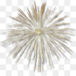 Fireworks, Gold, Art, Line, Lighting PNG image with transparent background