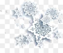 Snowflake, Snow, Cdr, Flower, Symmetry PNG image with transparent background