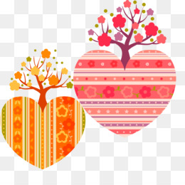 Tree, Shading, Plot, Heart, Flower PNG image with transparent background