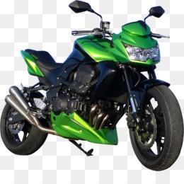 motorcycle png like  Moto Z Motorcycle Kawasaki Z750 - Green Moto Png Image Motorcycle ...