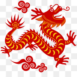 Chinese New Year, Chinese Dragon, Drawing, Line, Font PNG image with transparent background
