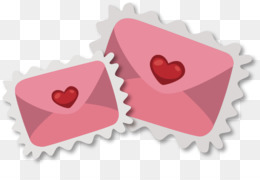 Paper, Envelope, Stationery, Heart, Product PNG image with transparent background