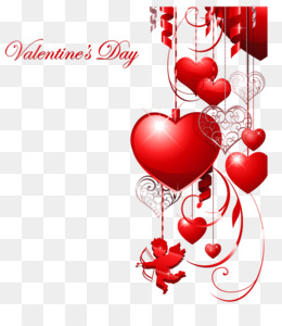 Valentine S Day, Heart, Encapsulated Postscript, Petal PNG image with transparent background