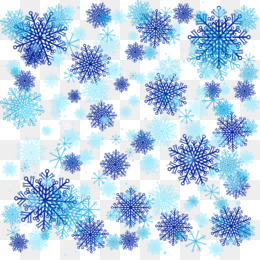 Blue, Snowflake, Sky Blue, Flower PNG image with transparent background