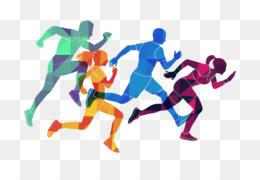 Running, Marathon, 5k Run, Play, Human Behavior PNG image with transparent background