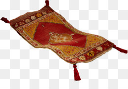 One Thousand And One Nights, Magic Carpet, Carpet, Textile, Red PNG image with transparent background