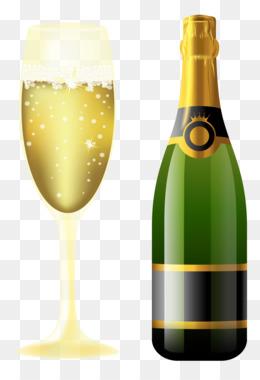 Wine, Champagne, Distilled Beverage, Beer Bottle, Champagne Stemware PNG image with transparent background