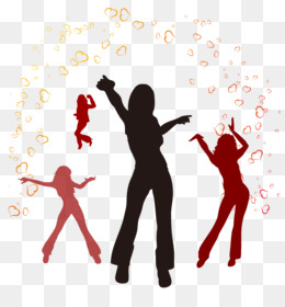 Silhouette, Dance, Photography, Standing, Human Behavior PNG image with transparent background