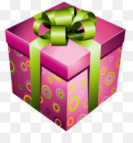 Gift, Decorative Box, Ribbon, Box, Product PNG image with transparent background
