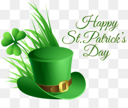 United States, Ireland, Saint Patrick S Day, Font, Leaf PNG image with transparent background