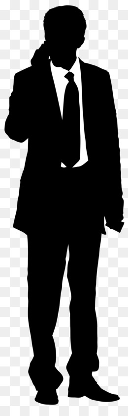 Silhouette, Businessperson, Photography, Standing, Human Behavior PNG image with transparent background
