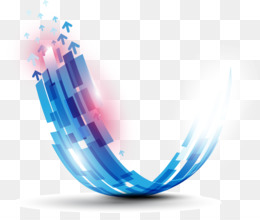 Curve, Line, Geometry, Blue, Product PNG image with transparent background