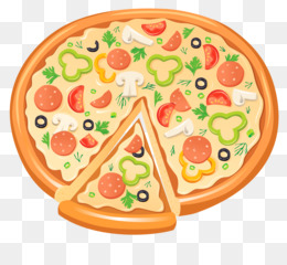 Pizza PNG Transparent Clipart Free Download