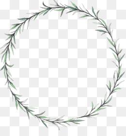 Wreath, Wedding Invitation, Flower, Leaf, Pattern PNG image with transparent background