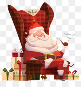 Santa Claus, Ded Moroz, Christmas, Christmas Decoration, Art PNG image with transparent background