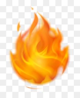 Light, Fire, Flame, Orange, Petal PNG image with transparent background