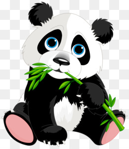 Giant Panda, Red Panda, Animation, Art PNG image with transparent background