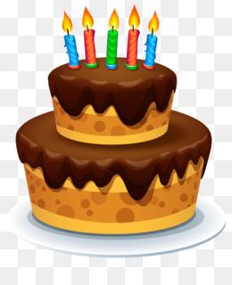 Birthday Cake Chocolate Clip Art