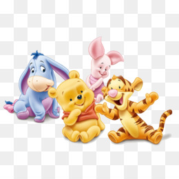 disney s pooh friends png and psd free download winnie friends clipart free forest friends free clipart