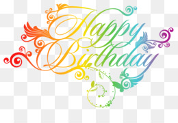 Birthday, Happy Birthday To You, Greeting Note Cards, Computer Wallpaper, Product PNG image with transparent background