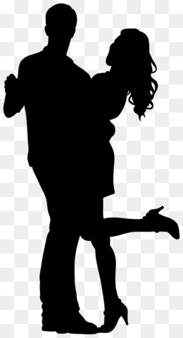 Dance, Silhouette, Photography, Standing, Human Behavior PNG image with transparent background