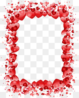 Valentine S Day, Heart, Wedding Invitation, Picture Frame PNG image with transparent background