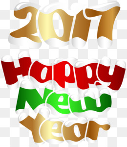 New Year, New Year S Day, New Year S Eve, Food, Text PNG image with transparent background