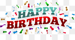 Birthday, Happiness, Wish, Games, Text PNG image with transparent background
