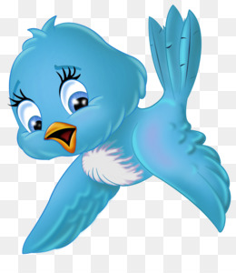 Bird, Animation, Cartoon, Art, Fish PNG image with transparent background