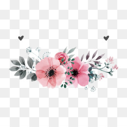 Flower, Rose, Pink PNG image with transparent background