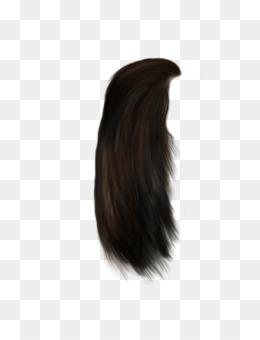 Stylish Short Hair Matting Material Fashion Png Image And