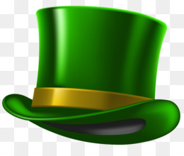 Ireland, Saint Patrick S Day, Hat, Font, Cylinder PNG image with transparent background