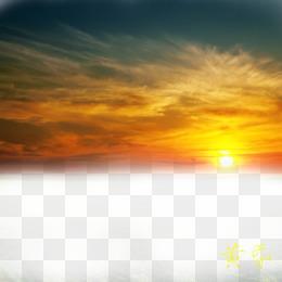 Red Sky At Morning, Sky, Desktop Wallpaper, Atmosphere PNG image with transparent background