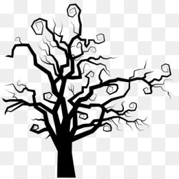 tree silhouette png and psd free download the halloween tree clip rh kisspng com Haunted Forest Clip Art Spooky Tree Clip Art