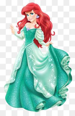 Ariel, Elsa, Sebastian, Fictional Character, Figurine PNG image with transparent background