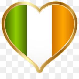 Ireland, Irish Stew, Saint Patrick S Day, Heart, Love PNG image with transparent background