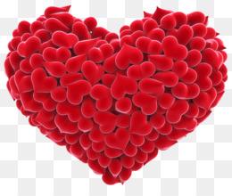 Desktop Wallpaper, Heart, Valentine S Day, Flower PNG image with transparent background