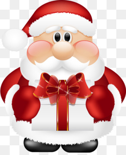 Santa Claus, Christmas, Gift, Christmas Ornament, Art PNG image with transparent background