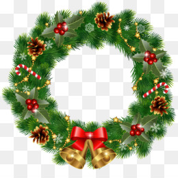 Rudolph, Santa Claus, Christmas, Evergreen, Pine Family PNG image with transparent background