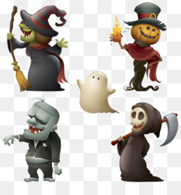 Halloween, Cartoon, All Saints Day, Human Behavior, Product PNG image with transparent background