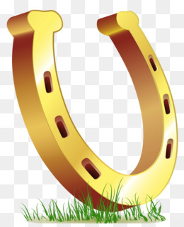Horse, Horseshoe, Saint Patrick S Day, Text, Symbol PNG image with transparent background