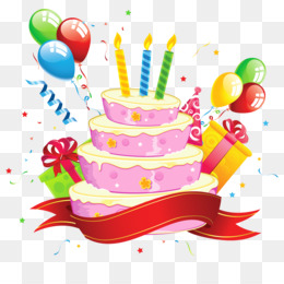 Birthday Cake, Birthday, Happy Birthday To You, Cuisine PNG image with transparent background
