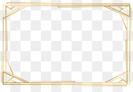 Picture Frames, Yellow, Area, Picture Frame, Product PNG image with transparent background