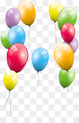 Free Download Balloon Birthday Party Clip Art Large Transparent