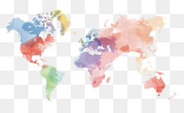 Globe, World, World Map, Pink, Product PNG image with transparent background