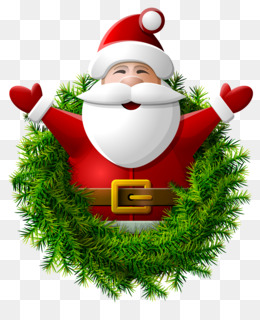 Santa Claus, Christmas, Christmas Ornament, Fir PNG image with transparent background
