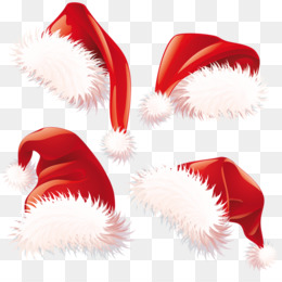 Santa Claus, Santa Suit, Christmas, Red PNG image with transparent background