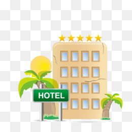Hotel PNG Transparent Clipart Free Download