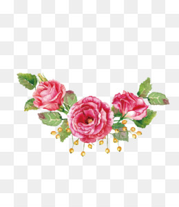 Rose Flowers Vector Png